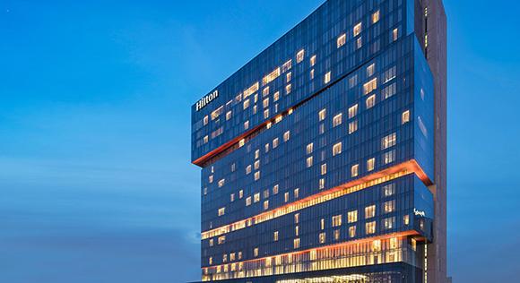 廣州希爾頓酒店商用廚房工程案例