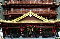 廣州大佛寺飯店商用廚房工程