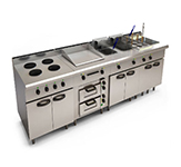 電熱煮合爐設備