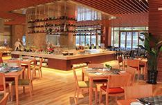 佳潤云凱酒店員工食堂商用廚房工程及商用廚房設計